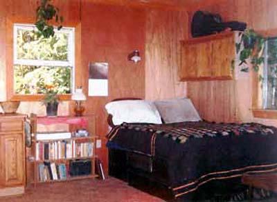 Meditation bedroom top zen space beautiful meditation for Spiritual bedroom designs